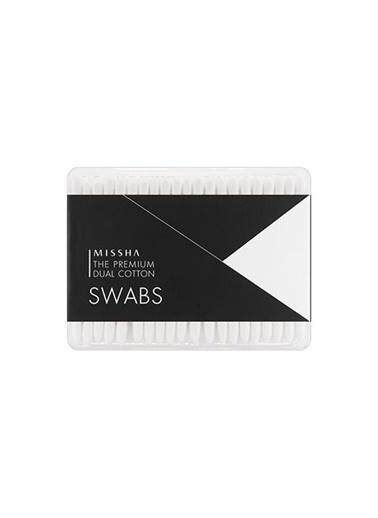 Missha The Premium Dual Cotton Swabs Renksiz